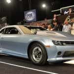 2014 Chevy Camaro COPO Auctioned at Barrett-Jackson for $700k for Achilles Freedom Team of Wounded Warriors